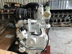 CAT C18 1000HP 2300RPM  MARINE ENGINE W GEAR