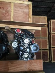 Mitsubishi S4S-DT 62kw 2500rpm diesel engine 2011 surplus new