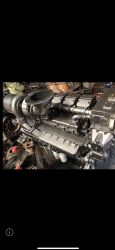 RECONDITIONED MITSUBISH S6R2MPTK2 1030PS MARINE ENGINE