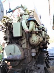 WARTSILA 6WS280 1470KW 750RPM ENGINE